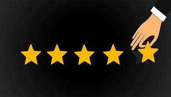 Как наличие рейтинга влияет на CTR в выдаче Google